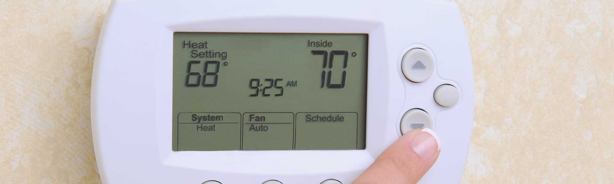 Call today for a free evaluation or for more information about a thermostat that would be right for you.